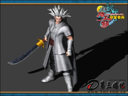《新破天》新版明日至 全新体验给你全新江湖破天一剑私服发布网